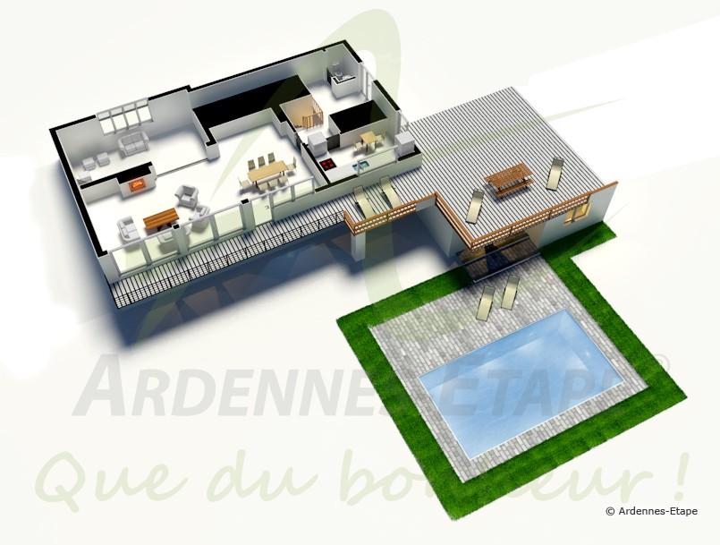 Luxueuse villa pour 12 personnes avec piscine ext rieure - Vacances hawaii villa de luxe ultime ...