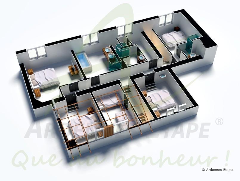 Villa de luxe pour 14 pers avec jardin piscine et - Vacances hawaii villa de luxe ultime ...