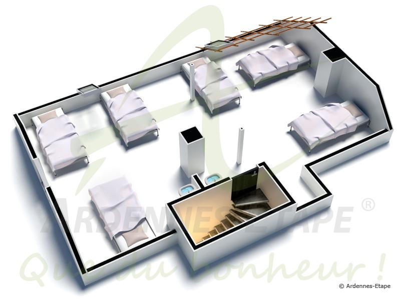 4 sterne luxusvilla mit allem komfort in ovifat. Black Bedroom Furniture Sets. Home Design Ideas