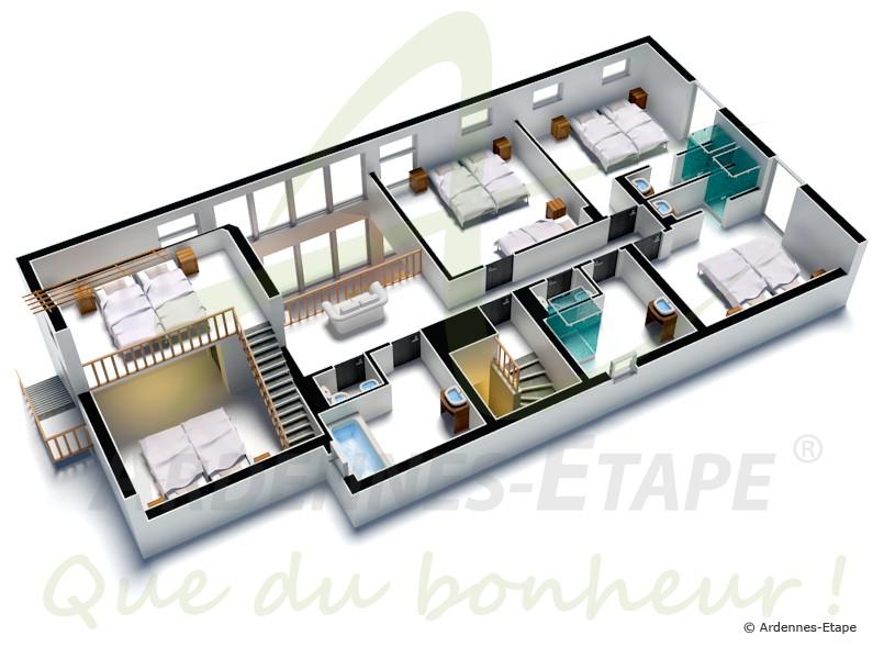 Plans Maison 3D. Great Beautiful Plan With Plans Maison 3D. Amazing