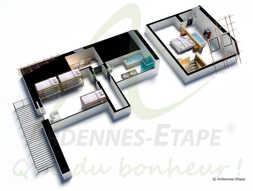 luxusvilla f r 38 personen in hockai provinz l ttich hunde erlaubt. Black Bedroom Furniture Sets. Home Design Ideas
